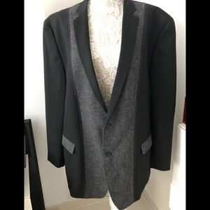Jacket with Contrast Panels by Mark NY Andrew Marc